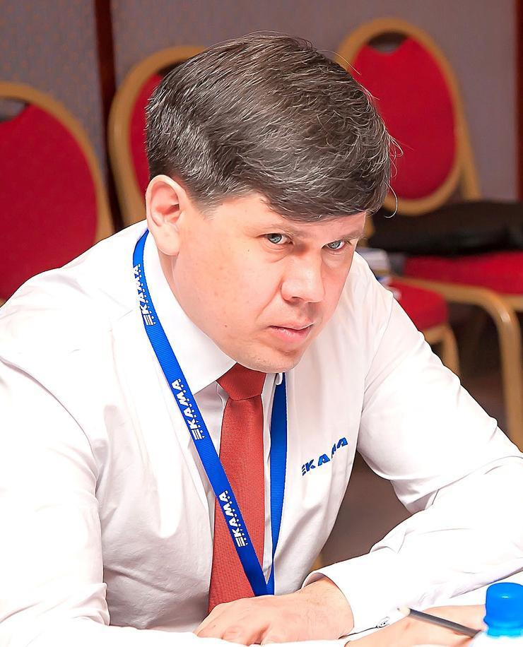 Заместитель генерального директора по маркетингу ТД «КАМА» Андрей БУТОН.