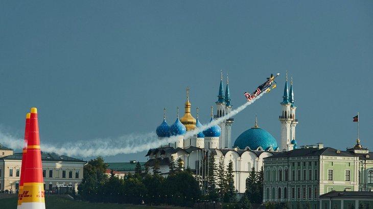Viatti второй раз выступит национальным партнером Red Bull Air Race